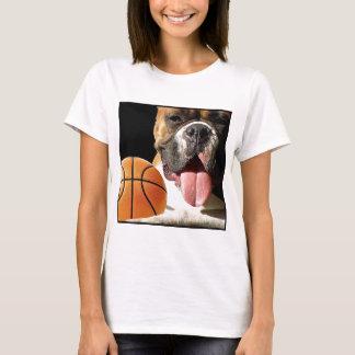 Camiseta Basquetebol do pugilista