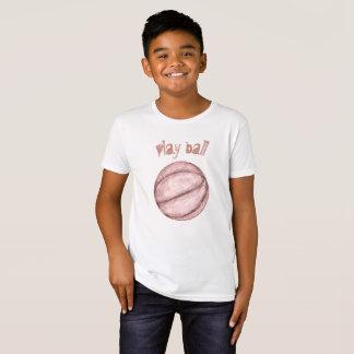Camiseta Basquetebol grande