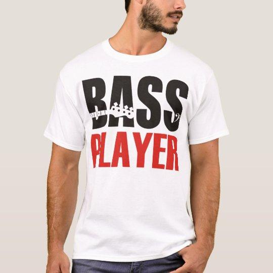 Camiseta Bass Player