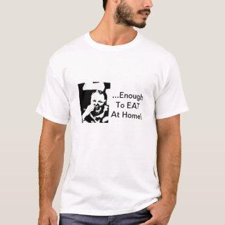 Camiseta Bastante para comer o Mayor de fumo Roubo Ford da