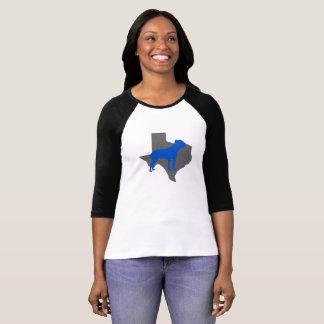 Camiseta Bastão Corsos de Texas
