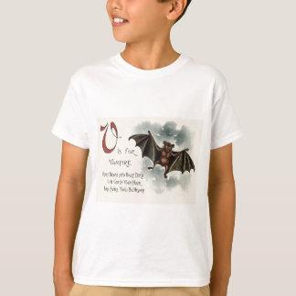 Camiseta Bastão de vampiro pateta parvo do vôo