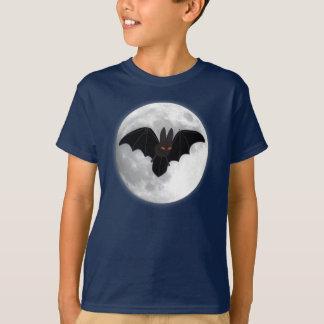 Camiseta Bastão e lua Vermelho-Eyed
