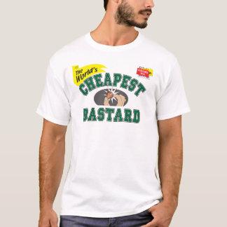 Camiseta Bastardo barato