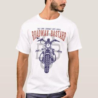 Camiseta Bastardo da estrada