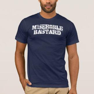 Camiseta Bastardo dos azuis marinhos