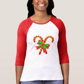Camiseta Bastões do Natal