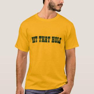 Camiseta Bata esse t-shirt do furo