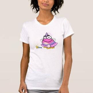 Camiseta Bata o sapo - tshirt da menina