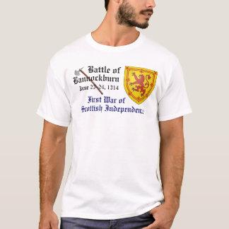 Camiseta Batalha de Bannockburn