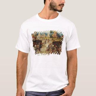 Camiseta Batalha de Poitiers, da crónica de Froissart