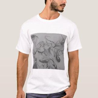 Camiseta Batalha estrangeira