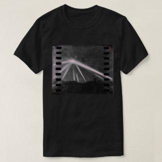 Camiseta Batalha estrangeira do UFO do t-shirt de Los