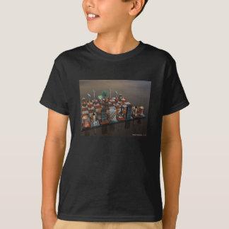 Camiseta Batalha para o planeta, xadrez do mundo