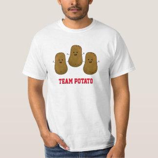 Camiseta Batata da equipe
