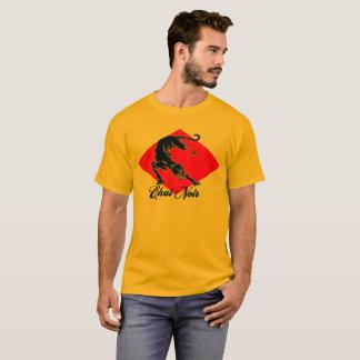 Camiseta Bate-papo Noir