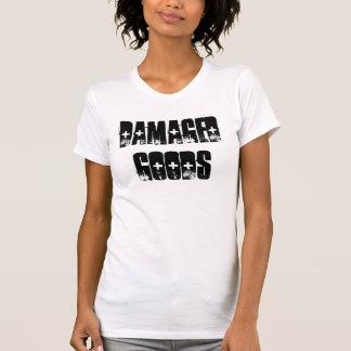 Camiseta Batedor danificado dos bens