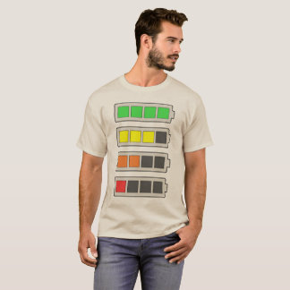 Camiseta baterias