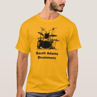 Camiseta Baterista, bateristas sul de Adams