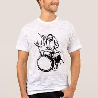 Camiseta Baterista Funky