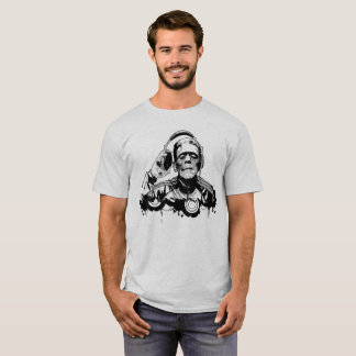 Camiseta Batida do monstro