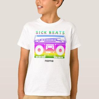 Camiseta Batidas doentes