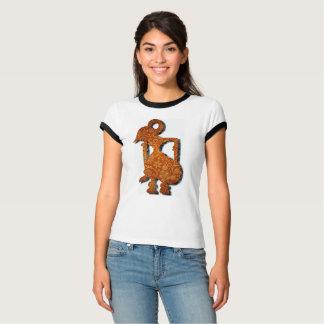 Camiseta Batik de Wayang
