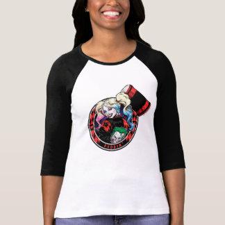 Camiseta Batman | Harley Quinn que pisc com malho