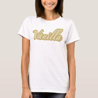 Camiseta Baunilha