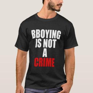 Camiseta bboying não é um crime