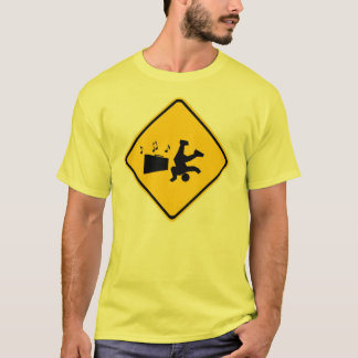 Camiseta Bboys no trabalho