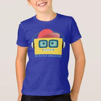 Camiseta BBSS bate o t-shirt dos miúdos