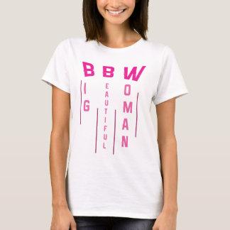 Camiseta BBW (rosa)