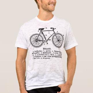 Camiseta BC&F isto é uma bicicleta