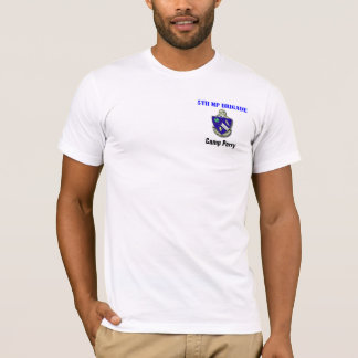 Camiseta BDE do t-shirt anual de Trng 5os
