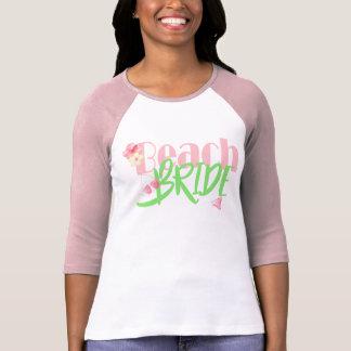 Camiseta beach-bride-green.gif
