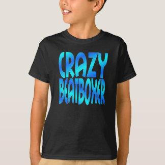 Camiseta Beatboxer louco