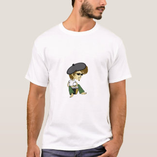 Camiseta Beatniks grandes legal do Pai-o