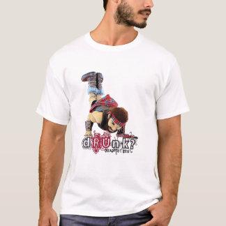 Camiseta bebado