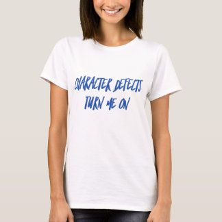 Camiseta Bebado sóbrio da recuperação dos defeitos de