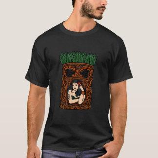 Camiseta Bebê de Tiki