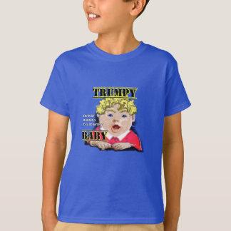 Camiseta Bebê de Trumpy - t-shirt do Hanes TAGLESS® do