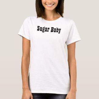 Camiseta Bebê do açúcar