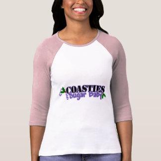 Camiseta Bebê do açúcar de Coasties