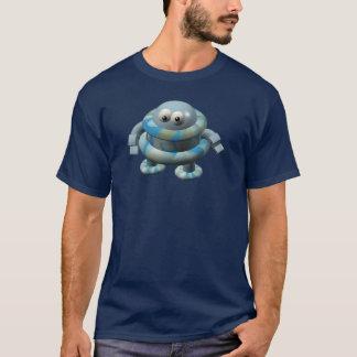 Camiseta Bebê do robô