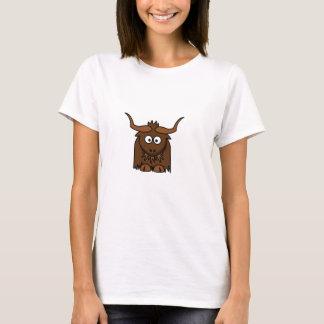 Camiseta bebê dos iaques