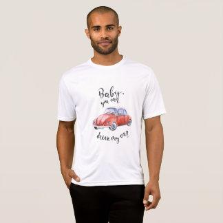 Camiseta Bebê, você pode conduzir meu carro