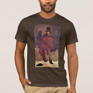Camiseta Bebedor do absinto por Manet Edouard