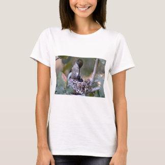 Camiseta Bebês do colibri