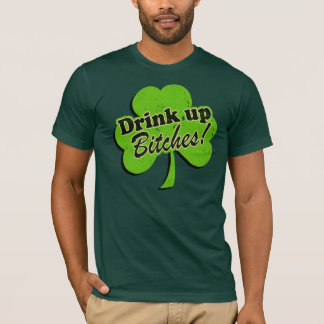 Camiseta Bebida acima de Beyotches!
